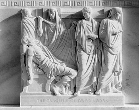 when noble brutus hath told you about caesar The noble brutus hath told you caesar was ambitious if it were so, it was a  grievous fault, and grievously hath caesar answer'd it here, under leave of  brutus.