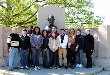 Gettysburg group